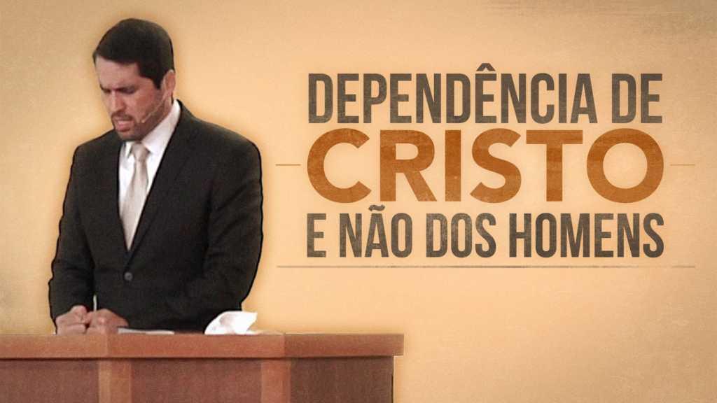 Dependência de Cristo
