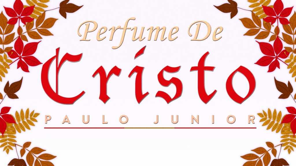 Perfume de Cristo